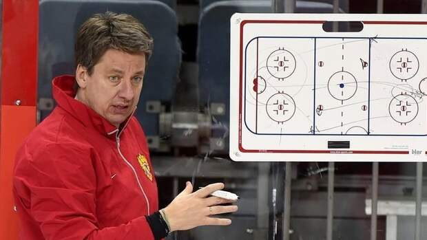 Витолиньш сменил Хартли напосту главного тренера сборной Латвии