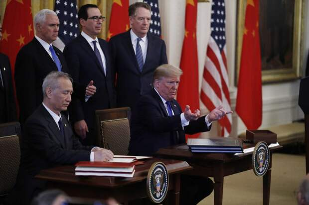Фактор Трампа. Есть ли у США и Китая возможность заключить «сделку второго этапа»?