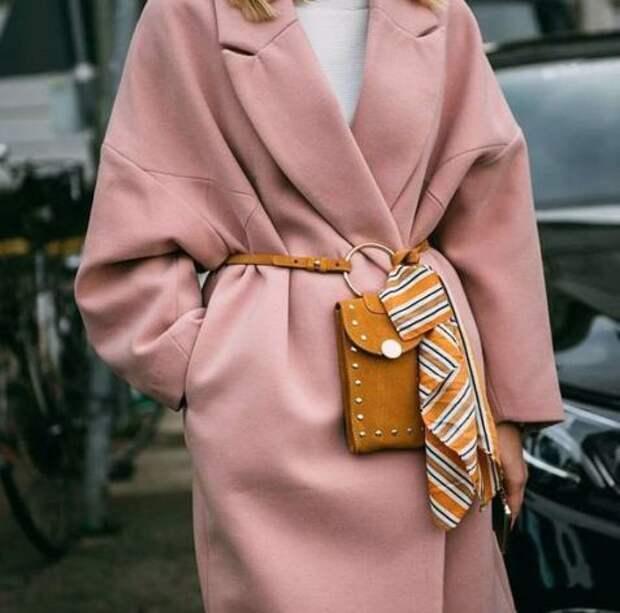 как носить платки и платочки
