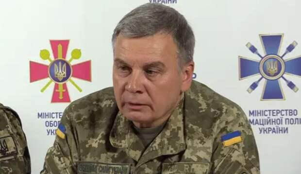 Глава минобороны Украины предложил НАТО тестировать в Донбассе новейшие виды оружия