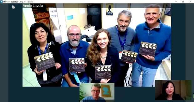 Международный смотр Courant3D объявил конкурс для авторов короткометражек в новых форматах