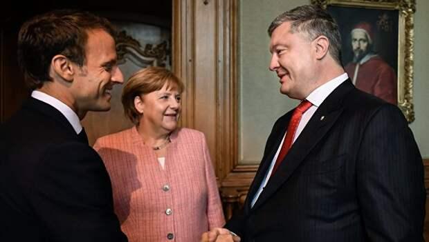 Меркель отзвонилась: без Путина проблем в мире не решить