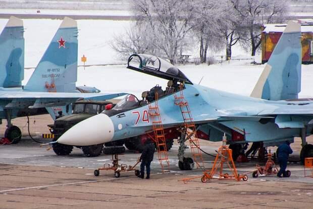 Планы поставок самолетов Су-30СМ и Як-130 в Вооруженные Силы России в 2018 году