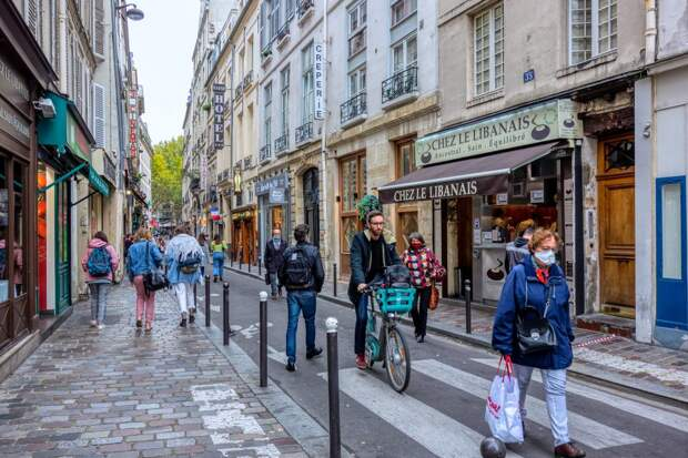 Во Франции чрезвычайное санитарное положение продлили до 1 апреля/flicr.com