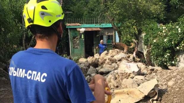 Продолжаются  работы  по ликвидации последствий чрезвычайной ситуации,  связанной с обильным выпадением осадков на территории  Республики Крым