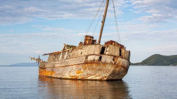 Груз с затонувшего в VII веке до нашей эры корабля подняли со дна Адриатического моря