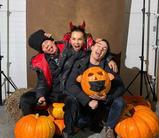 Как отметили Хэллоуин зарубежные и российские знаменитости?