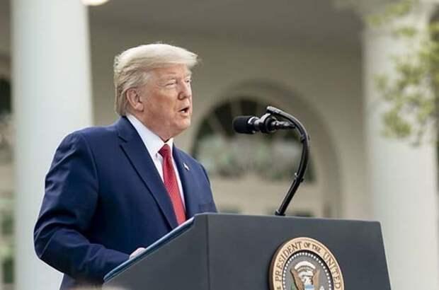 Трамп: вопрос импичмента вызовет «невероятный гнев»