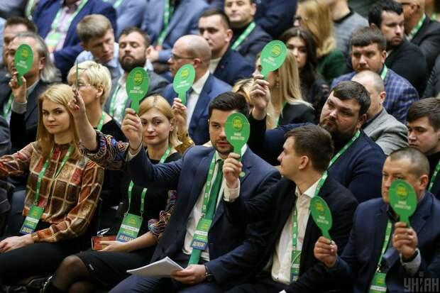Украина-2020: выборы на местах с элементами узурпации