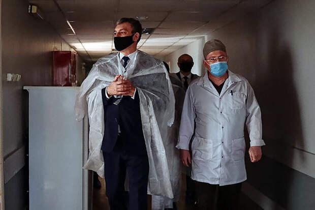 Приамурье исчерпало возможность развертывания коронавирусных коек