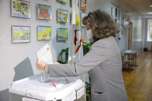 Явка по выборам депутатов в Госдуму на 15:00 17 сентября в Нижегородской области составила 8, 21%