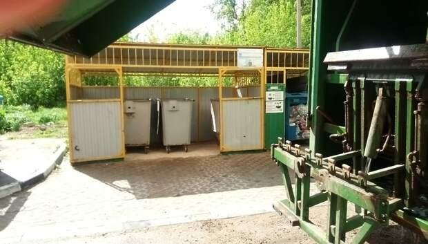 Регоператор проведет дезинфекцию и промывку мусорных контейнеров в Кузнечиках