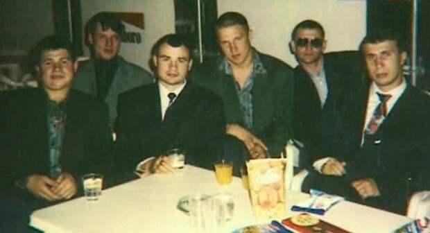 Член одной из самых опасных банд 90-х вышел на свободу досрочно
