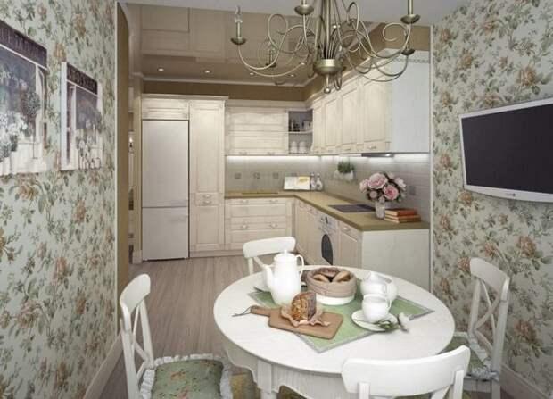 Очарование французского Прованса на вашей кухни: уютно, стильно и необычно
