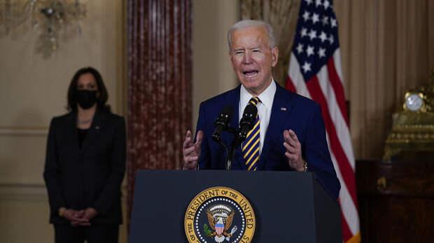 Байден выступил с первой внешнеполитической речью после избрания. Фото: Белый дом