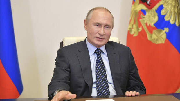 """""""В прошлый-то раз все поздравили..."""": Путин напомнил """"кандидату Байдену"""" о конфузе Клинтон"""