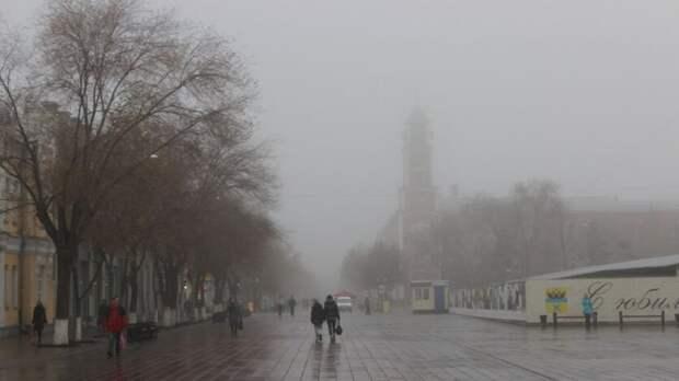 Синоптики: в последний день марта ожидается туман и изморозь