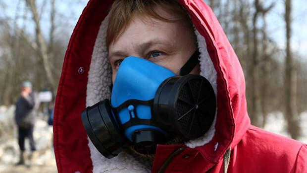 Школьников в Черкассах могли отравить распыляющим веществом