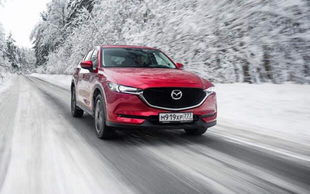 Mazda CX-5: оснащение богаче, цены прежние