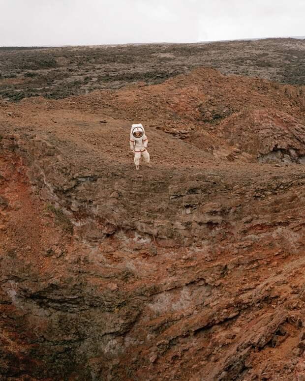 10 фото симулятора Марса, где люди готовятся к освоению Красной планеты