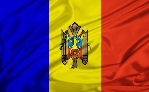 «Знак беды» – Санду проигнорировала перевернутый флаг Молдовы на церемонии в Батуми