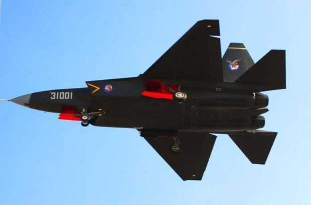 Россия оставила Китай без новых истребителей 5-поколения