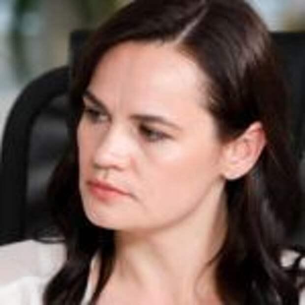 Тихановская прокомментировала включение её в базу разыскиваемых лиц в РФ