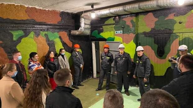 Московские спасатели провели экскурсию, приуроченную к 35-летию аварии на Чернобыльской АЭС