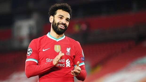 Салах — 1-й игрок в истории «Ливерпуля», забивший не менее 20 голов в трех сезонах АПЛ