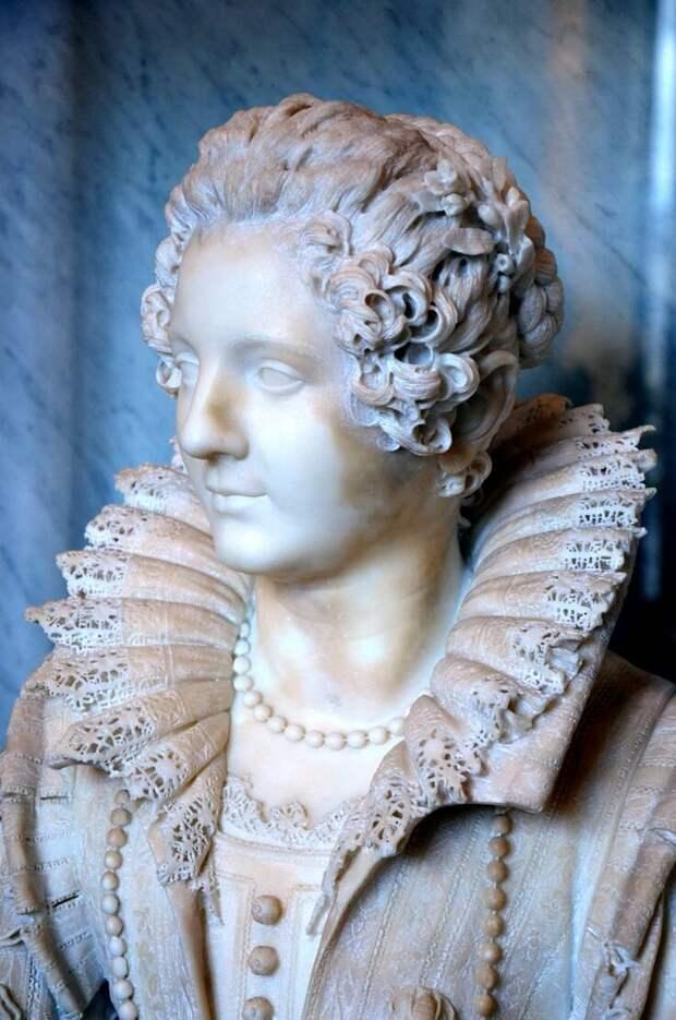 Скульптуры из мрамора, которые непонятно как сделали