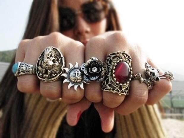 Как сделать сильный оберег из кольца?
