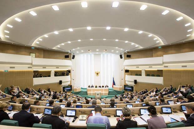 СФ одобрил штрафы до 500 тыс. рублей за незаконную предвыборную агитацию