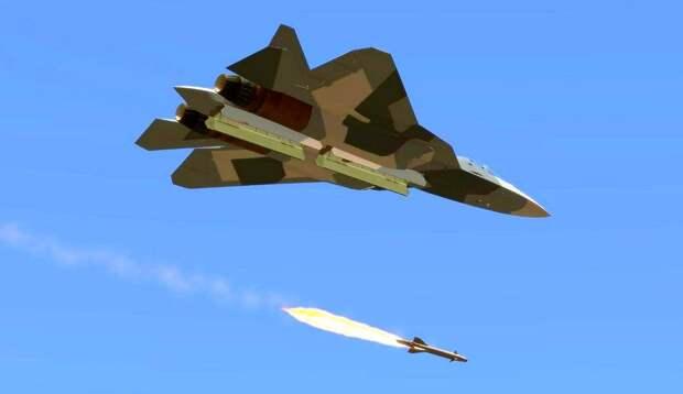 NI: трюки России с истребителями Су-57 грозят США серьезными проблемами