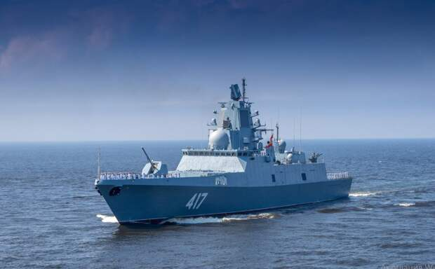 «Адмиралы» усилят Тихоокеанский флот РФ