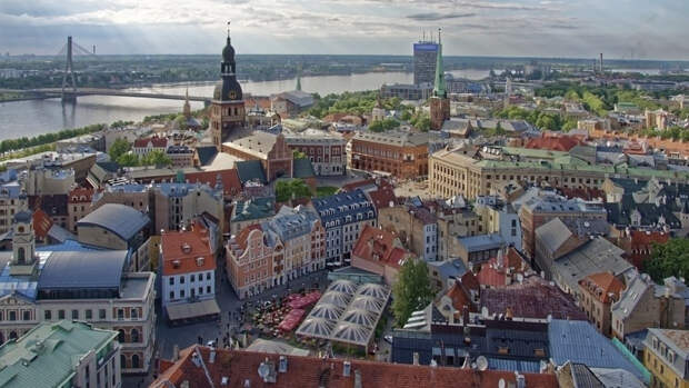 МИД Латвии объявил о высылке российского дипломата