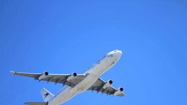 Пассажирский самолет совершил экстренную посадку в аэропорту Аммана