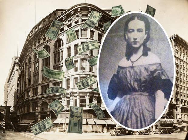 Безумие Иды Вуд: почему американская миллионерша на25 лет заперлась вномере отеля