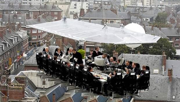 25 самых удивительных ресторанов со всегосвета