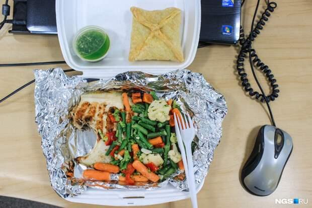 Не сдавайтесь! 6 правил, которые помогут выдержать диету в офисе