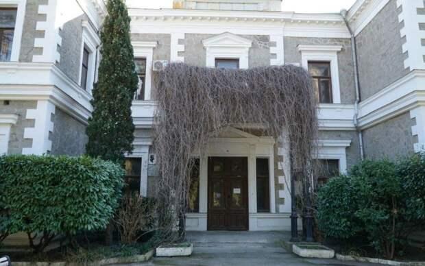 В Форосском парке отреставрируют дворец Кузнецова