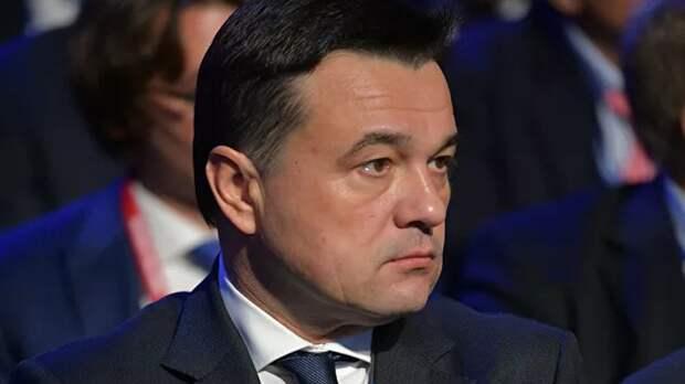 Воробьёв дал поручение подготовить детские лагеря к летнему сезону