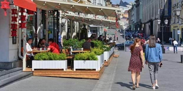 Москва справилась с пандемией эффективней других мегаполисов. Фото: mos.ru