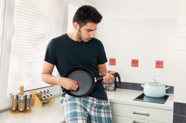 Открытие века: лучшие любовники— это мужчины, которые моют посуду