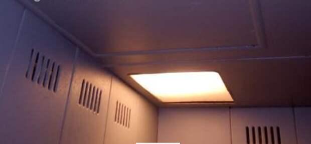 Жильцов дома на Перерве больше не будет пугать лифт без света