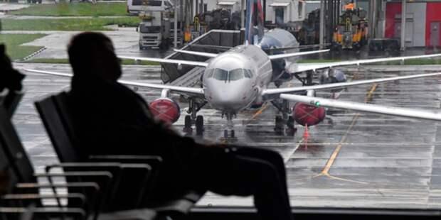 Тунис готов возобновить авиасообщение с РФ