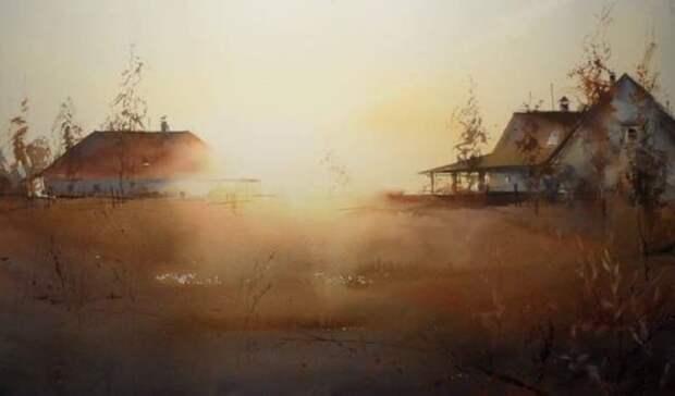 художник Илья Ибряев картины - 17