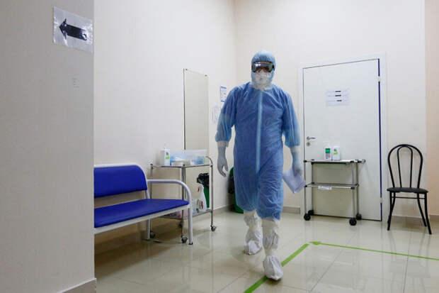 В Сочи умерли два пациента с коронавирусом