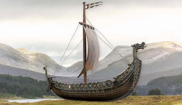 Как археологи спасают ценный артефакт эпохи викингов «Корабль мёртвых», и какие секреты он хранит