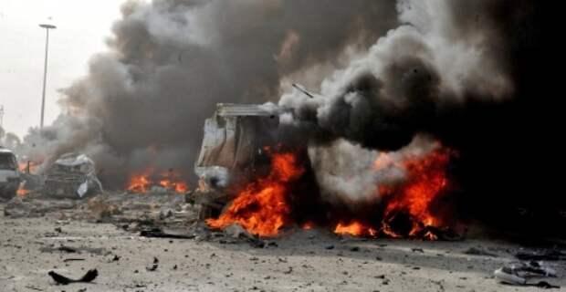 Взрывы в Дамаске: в результате теракта погибли сирийские военные