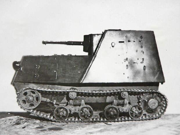 Опытный образец ХТЗ-16, август 1941 года - Импровизация в промышленных масштабах | Военно-исторический портал Warspot.ru
